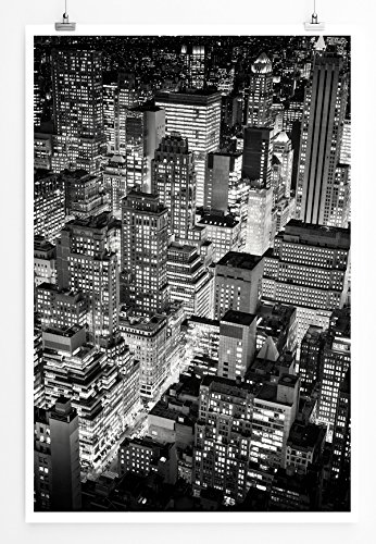 new york tavla från ikea