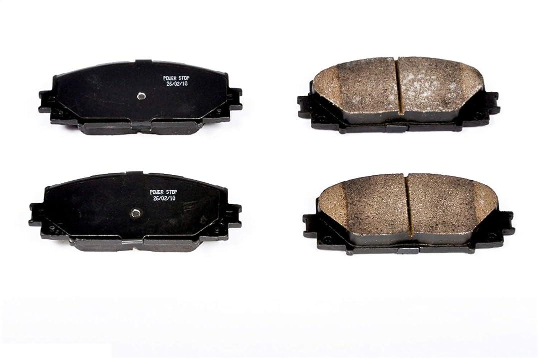 Power Stop (16-1184) Z16 Ceramic Brake Pad
