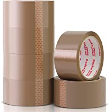 Packatape | pakketplakband bruin | 66m lang & 48mm breed | Ideaal als plakband, pakketband, verpakkingsmateriaal & tape | ...