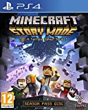 Minecraft : story mode - PlayStation 4 - [Edizione: Francia]