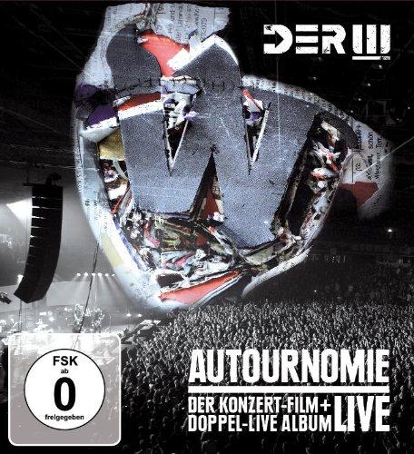 Der W - Autournomie [2 CDs + 2 DVDs]