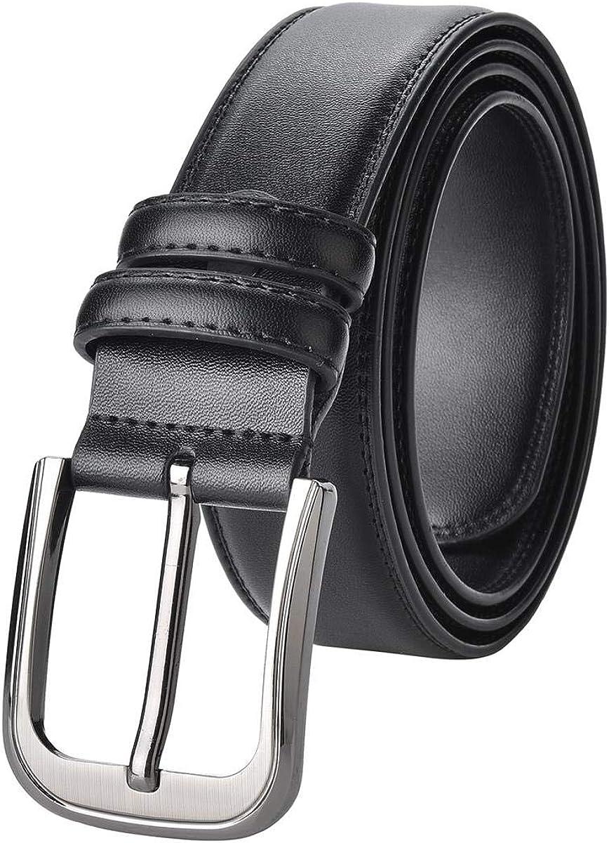 Manufacturer Challenge the lowest price of Japan ☆ direct delivery SYMOL Men's Belt Leather 30