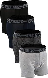 RBX Active Quick Dry 3 Pack Boxer Brief Set