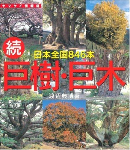 続 巨樹・巨木―日本全国846本 (ヤマケイ情報箱)の詳細を見る
