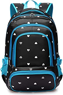 GLJ Student Bag Waterproof Backpack College Wind Casual Small Fresh Backpack Backpack (Color : Black)