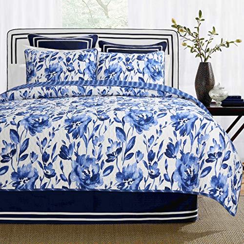 colcha azul fabricante Cozy Line Home Fashions