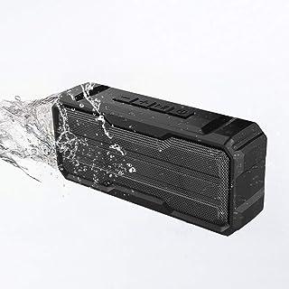 Sincher Waterproof Bluetooth Speakers Outdoor Wireless Portable Speaker Beach, Sports, Pool Party, Shower