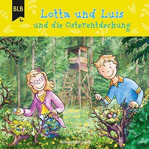 Lotta und Luis und die Osterentdeckung Titelbild