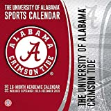 The University of Alabama Crimson Tide 2020 Calendar