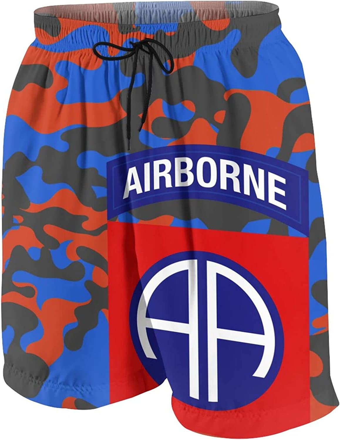 Long-awaited Changzixlaw 82nd Airborne Division Boys Youth Girls Max 77% OFF Bea Children