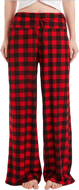 WNGECAT Y2k Women High Waist Wide Leg Trousers Oversize Drawstring Baggy Pant