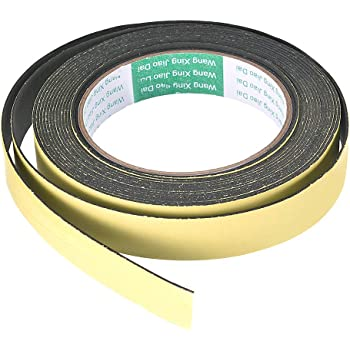 2m L 5 Rolls Eva Foam Adhesive Tape Single Sided with 10mm W 6mm T