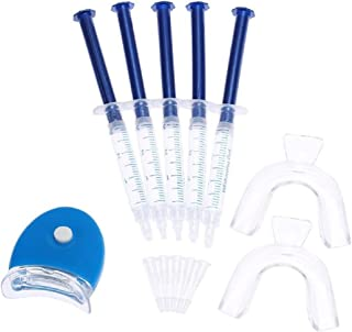 Ehm Alta Aura Glowz Starter Teeth Whitening Kit (5) Alta Aura Gels (2) Trays (1) Aura Blue White Led Light