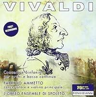 Concerto Rv 111 / Concerto Rv 165 by ANTONIO VIVALDI (2005-01-01)