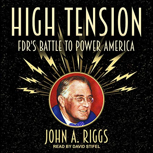 High Tension Audiobook By John A. Riggs cover art