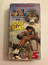 UNCLE MOISHY AND THE MITZVAH MEN VISIT TORAH ISLAND VOL 5