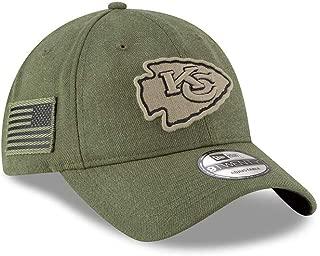 Mens NFL 2018 Salute to Service 9Twenty Strapback Hat
