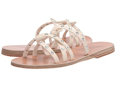 Ancient Greek Sandals Revekka Rivets (Off-White) Women