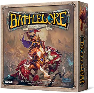 Edge Entertainment - BattleLore, Juego de Mesa (BT01)
