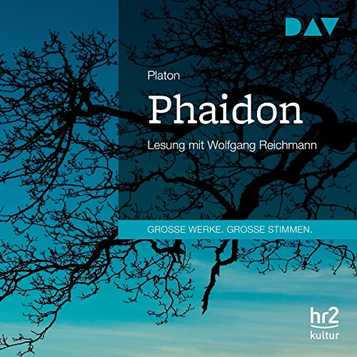 Phaidon audiobook cover art