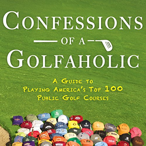 Confessions of a Golfaholic audiobook cover art