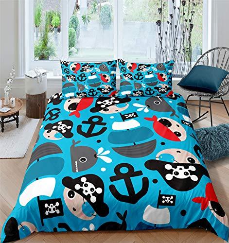 NKJSANFOI 2/3pcs 3d digital game printing bedding set 1 quilt cover + 1/2 pillowcase US/EU/AU size double bed room