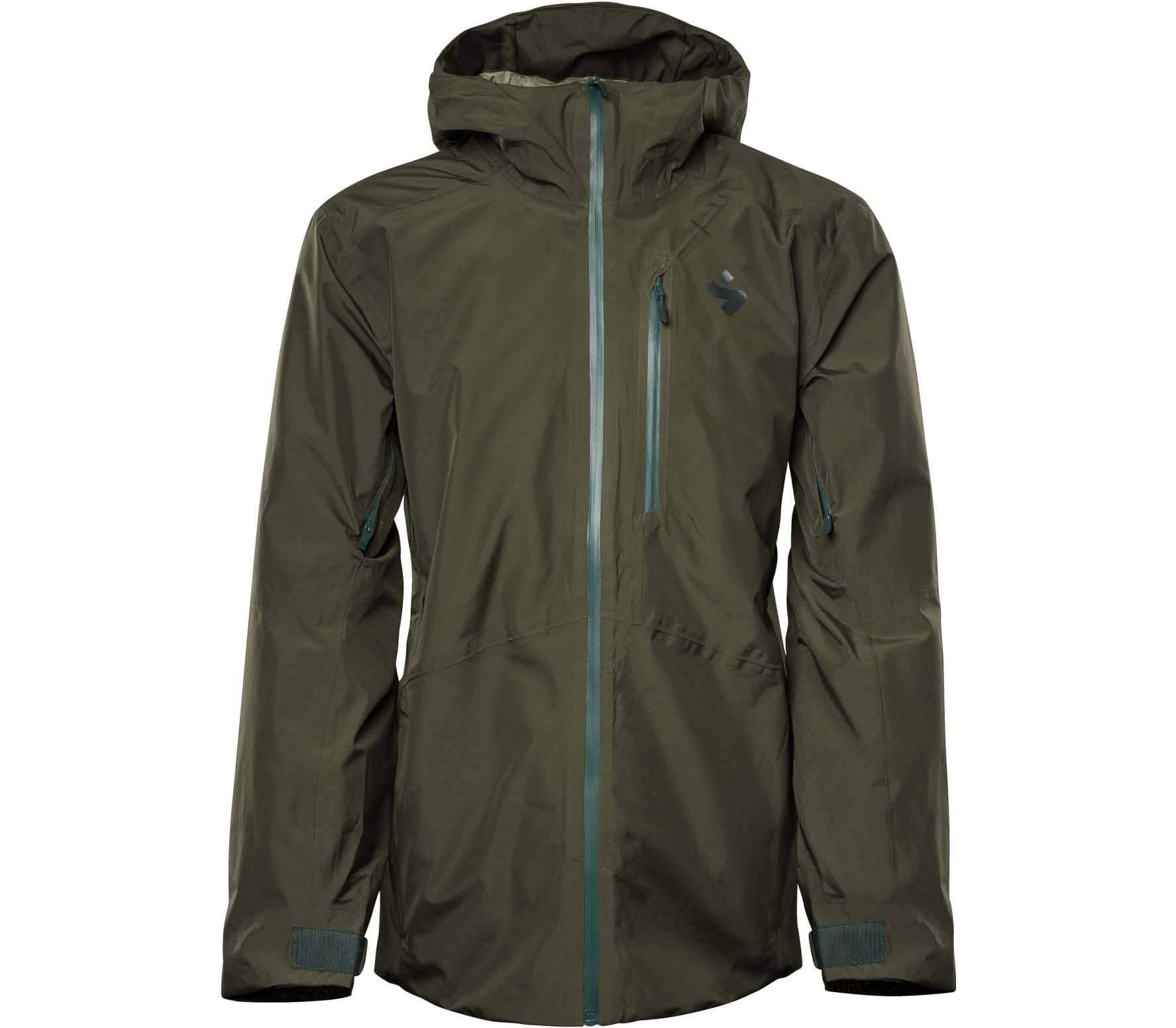 Sweet Protection Herren Jacket Crusader GTX Infinium JKT Pine Green, M, 820090