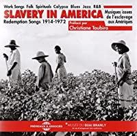 Musiques Issues De L'Esclavage Aux by Slavery in America (2014-05-03)