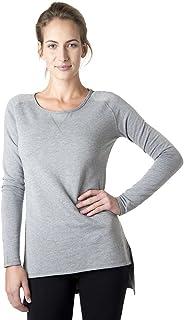 tasc Performance Women's Rise Ultra Soft French Terry hi Low Sweatshirt