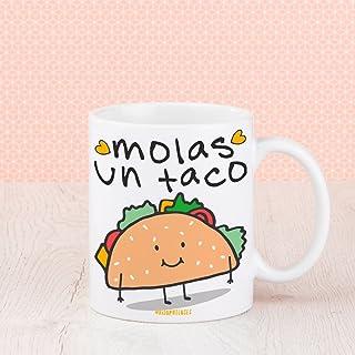 Tazas Originales - Molas un Taco