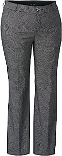 Lee womens Plus Size Flex Motion Regular Fit Trouser Pant Pants