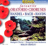 Js Bach: Favourite Oratorio Ch