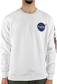 ALPHA INDUSTRIES Men Jumpers Space Shuttle