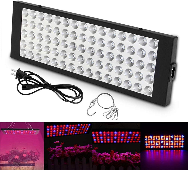 DADEQISH Aluminium 10W 75 LED wachsen Licht für für für pflanzliches Innenwasserkultur AC85-265V Innenlicht (Farbe   US Plug) B07NV97R89 | Stil  82c531