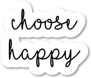 اختر ملصقات اقتباسات ملهمة من ملصقات Happy - عبوة من قطعتين - ملصقات الكمبيوتر المحمول - 2. 5 بوصة من الفينيل - الكمبيوتر ...