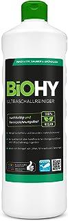 BiOHY Myjka ultradźwiękowa (butelka 1l)   intensywne i delikatne czyszczenie okularów, produktów dentystycznych, złotych m...