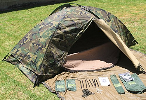 Eureka Tent, Combat One Person (TCOP)