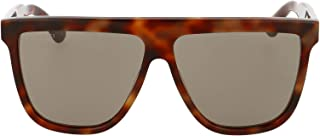Luxury Fashion | Gucci Mens GG0582S003 Brown Sunglasses | Fall Winter 19