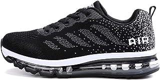 Zapatillas Hombres Mujer Deporte Running Zapatos para Correr Gimnasio Sneakers Deportivas Padel Transpirables Casual 34-46EU