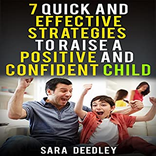 Positive Parenting audiobook cover art