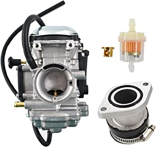 Best yamaha big bear carburetor rebuild kit Reviews