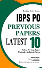 IBPS PO PREVIOUS YEAR SOLVED PAPERS Probationary Officers Exam: Mocktime Publication