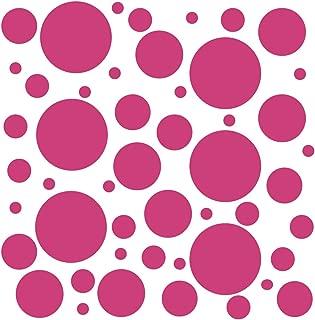 Best pink polka dot wall Reviews