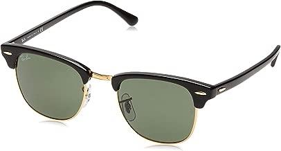 نظارات شمسية من راي بان باطار اسود RB3016