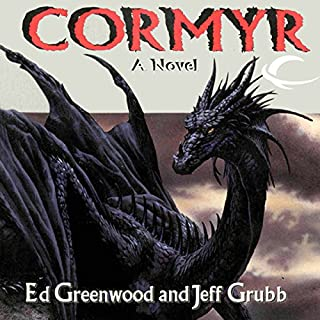 Cormyr cover art