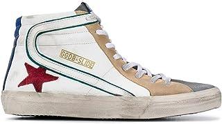 Golden Goose Luxury Fashion Uomo GMF00115F00038080338 Bianco Pelle Hi Top Sneakers   Autunno-Inverno 20