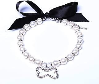 Best pearl pet collar Reviews