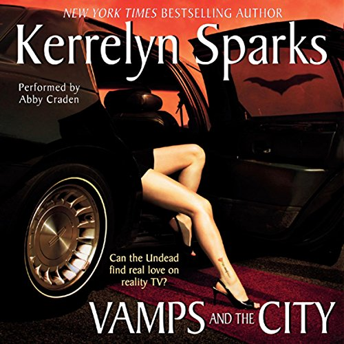 Vamps and the City audiobook cover art