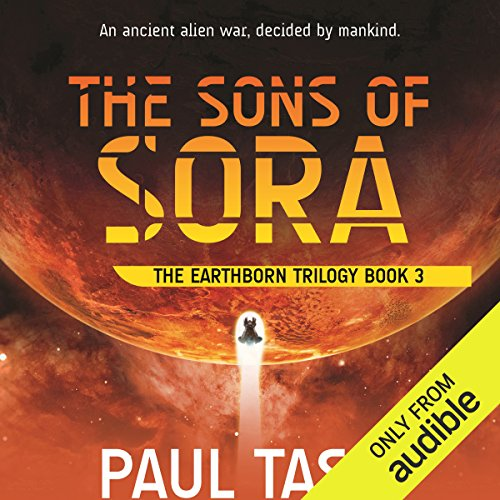 The Sons of Sora audiobook cover art