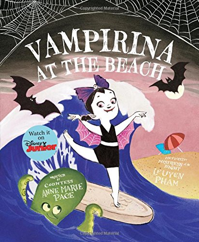 Vampirina at the Beach (Vampirina, 3)